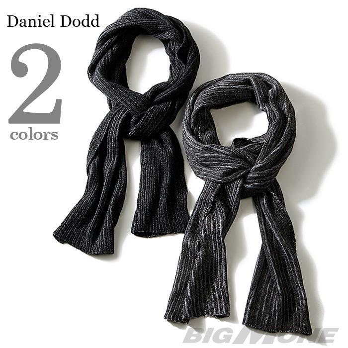 DANIEL DODD ロングマフラー azsc-16dd01