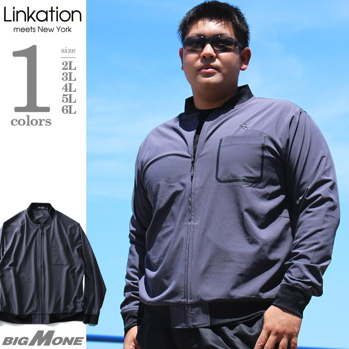 LINKATION ストレッチカットジャケット【秋冬新作】la-cj180404