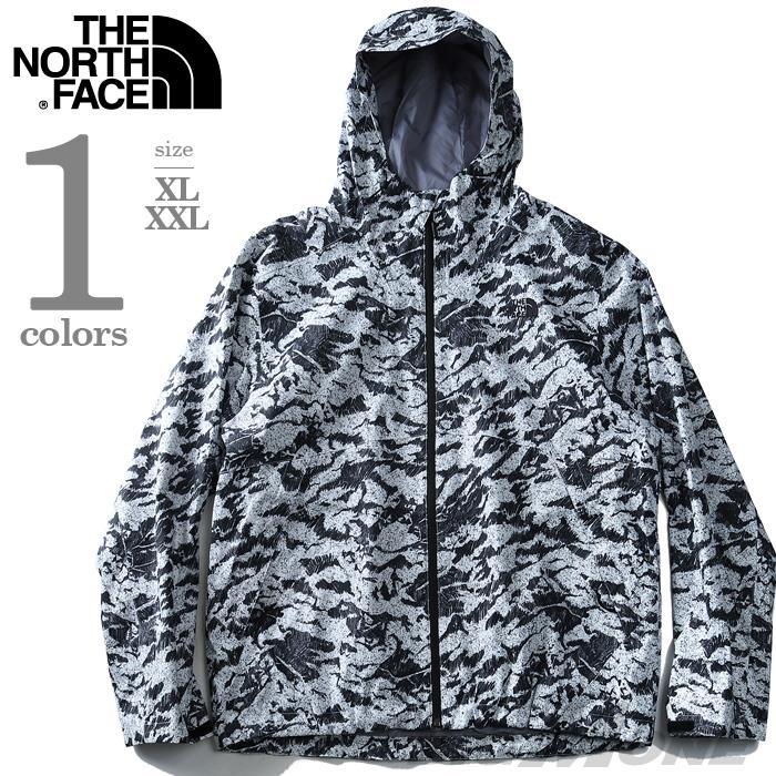 大きいサイズ メンズ THE NORTH FACE ザ ノース フェイス ジャケット アウター フルジップ デザインジャケット USA 直輸入 nf0a33q64us