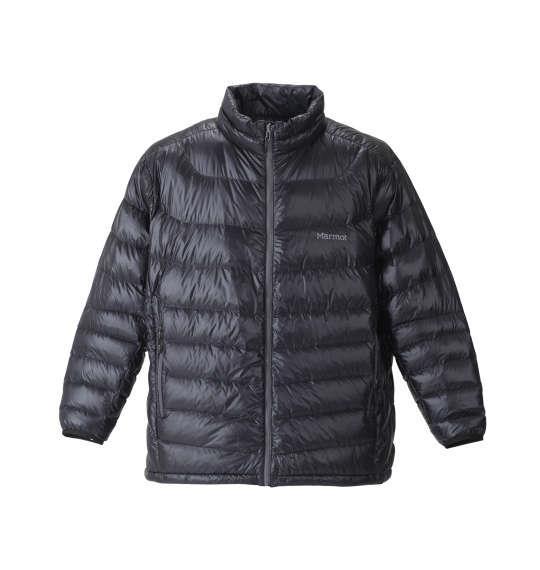 大きいサイズ メンズ Marmot 1000Easeダウンジャケット ブラック 1173-8330-2 3L 4L 5L 6L