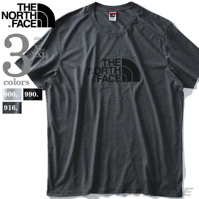大きいサイズ メンズ THE NORTH FACE ザ ノース フェイス プリント 半袖 Tシャツ USA 直輸入 t92tx3