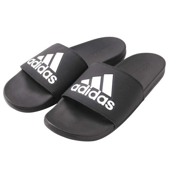 大きいサイズ メンズ adidas サンダル アディレッタCF コアブラック 1140-9202-2 30.5 31.5