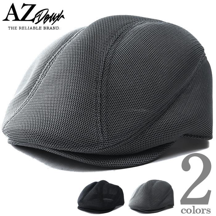 総メッシュハンチング帽子az-200302