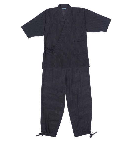 【2021jin】Mc.S.P作務衣ブラック1259-1221-13L4L5L6L7L