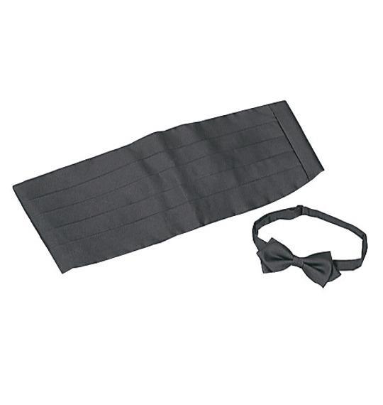 送料無料 無地カマチョウセット ブラック 0020-7550-1 大きいサイズ 3L