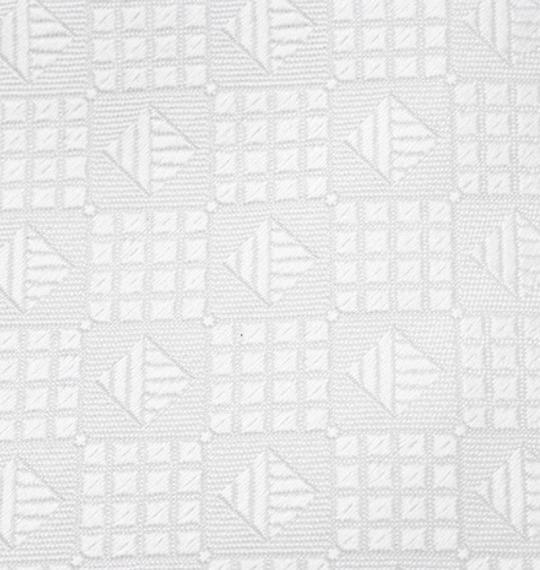 メンズ ロングサイズ ネクタイ ホワイト 織柄 1020-7100-1 冠婚葬祭 結婚式 大きいサイズ 3L 4L