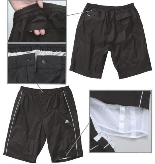 大きいサイズ メンズ adidas golf レインスーツ レインコート レインウェア ブラック 1176-1120-1 4XO 5XO 6XO 7XO