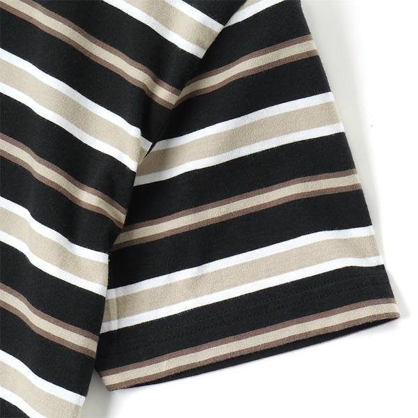 大きいサイズ メンズ 55DSL 半袖 ポロシャツ ブラック  XL XXL USA 直輸入 05d03n-55a63-d001