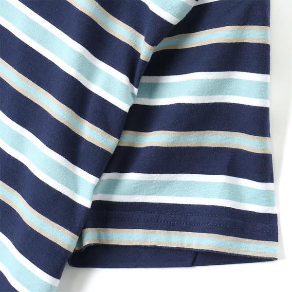 大きいサイズ メンズ 55DSL 半袖 ポロシャツ ブルー系  XL XXL USA 直輸入 05d03n-55a63-d002