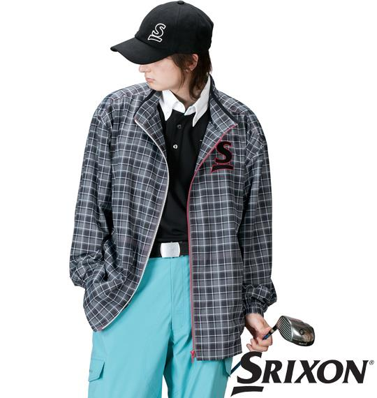 大きいサイズ メンズ SRIXON 撥水 ジャケット グレー 1173-2350-2 3L 4L 5L 6L