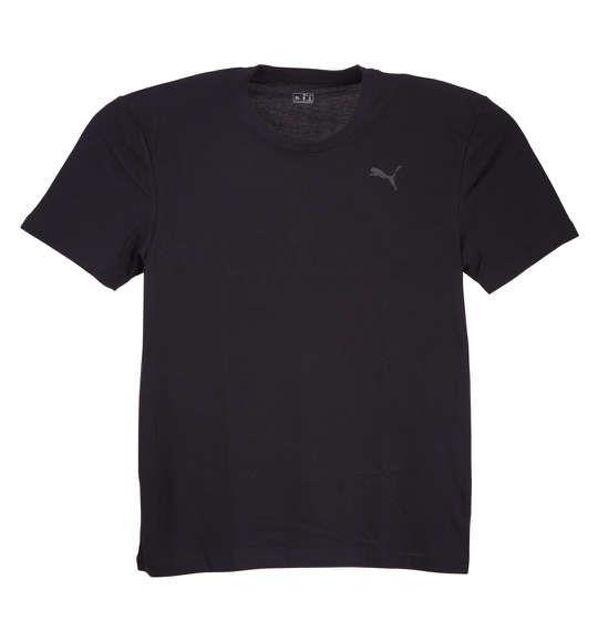 大きいサイズ メンズ PUMA 2P 抗菌防臭 半袖 Tシャツ 半袖Tシャツ ブラック 1149-5213-2 3L 4L 5L 6L 8L