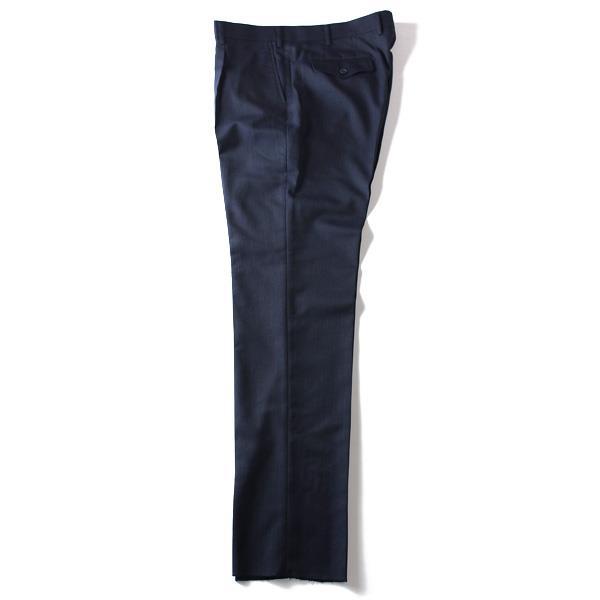 大きいサイズ メンズ DANIEL DODD ウォッシャブル ワンタック スラックス パンツ ボトムス ズボン azyp-05
