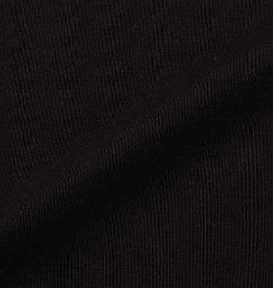 大きいサイズ メンズ OUTDOOR クルーネック 長袖 トレーナー ブラック 1158-5380-2 3L 4L 5L 6L 8L