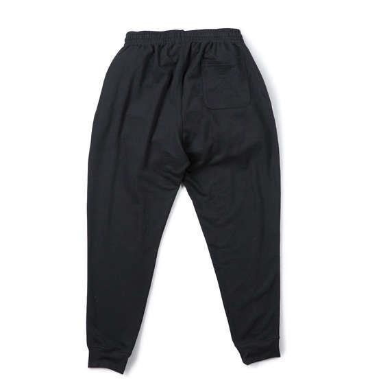 大きいサイズ メンズ OUTDOOR スウェットパンツ ズボン パンツ ボトムス ブラック 1158-5383-2 3L 4L 5L 6L 8L