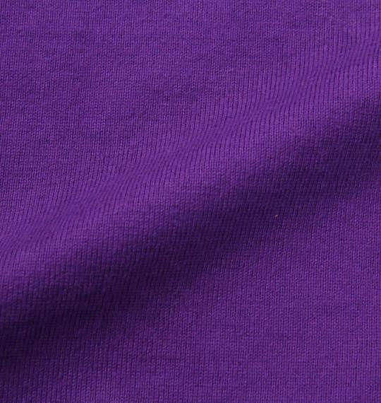 大きいサイズ メンズ 絡繰魂 鳳凰 刺繍 長袖 Tシャツ 長袖Tシャツ パープル 1158-5391-1 3L 4L 5L 6L