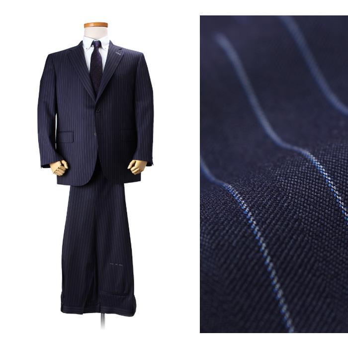 大きいサイズ メンズ SARTORIA BELLINI 日本製 ビジネス スーツ アジャスター付 シングル 2ツ釦 ビジネススーツ 高級スーツ 上下セット jbn5w005