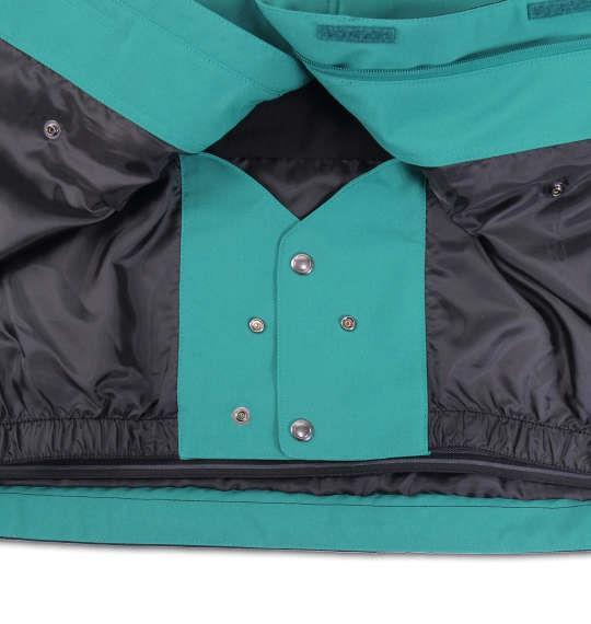 大きいサイズ メンズ nima スノボー ジャケット スノボーウェア グリーン 1156-5311-1 3L 5L 7L