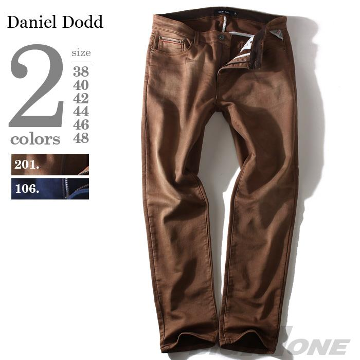 大きいサイズ メンズ DANIEL DODD ストレッチ ニット デニムパンツ ジーパン デニム azd-170