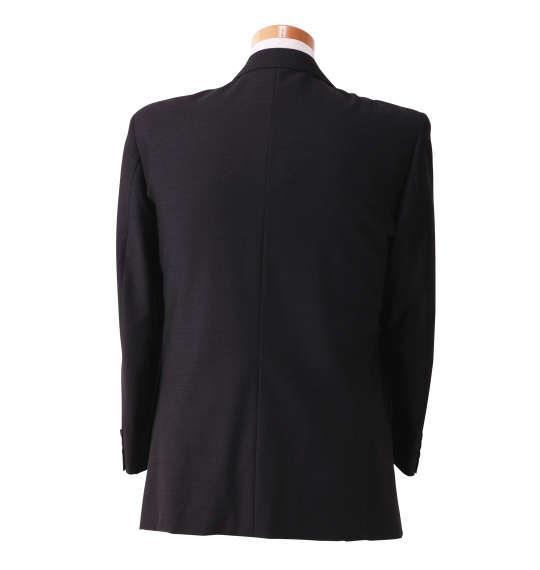 大きいサイズ メンズ シングル 3ツ釦 スーツ チャコールグレー 1122-5353-1 2L 3L 4L