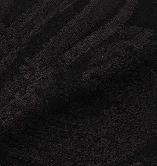 大きいサイズ メンズ 絡繰魂 ジャガード デニムパンツ ジーパン デニム ズボン ボトムス パンツ ブラック 1154-6221-1 100 110 120 130