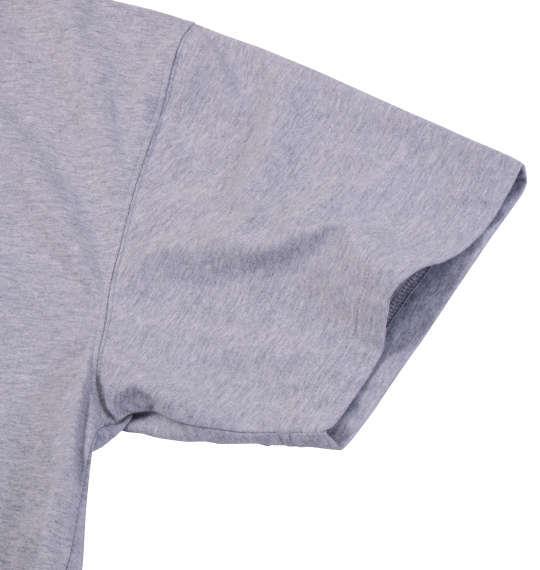 大きいサイズ メンズ Mc.S.P 半袖 クルーネック Tシャツ 半袖Tシャツ モクグレー 1158-6590-4 3L 4L 5L 6L 8L 10L