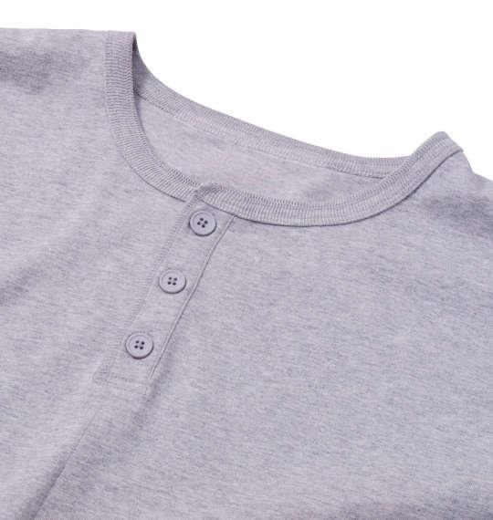 大きいサイズ メンズ Mc.S.P 半袖 クルーネック Tシャツ 半袖Tシャツ モクグレー 1158-6591-3 3L 4L 5L 6L 8L 10L
