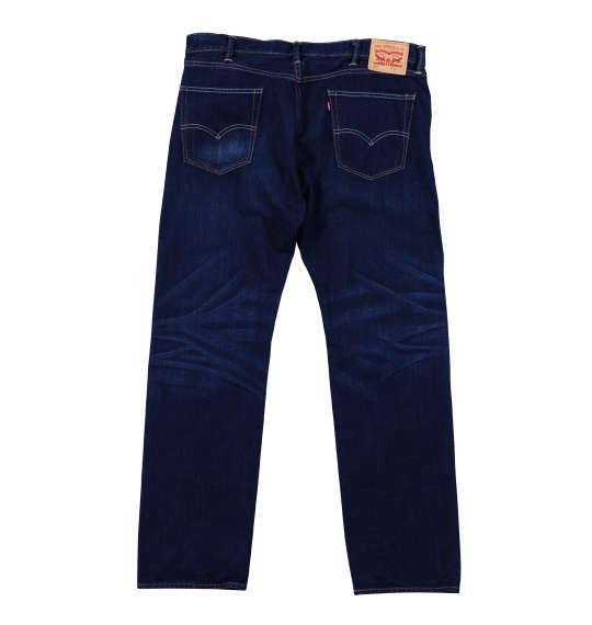 大きいサイズ メンズ Levi's 505 ストレートデニムパンツ ボトムス ズボン パンツ ジーンズ ジーパン デニム ダーク 1174-6310-1 38 40 42 44