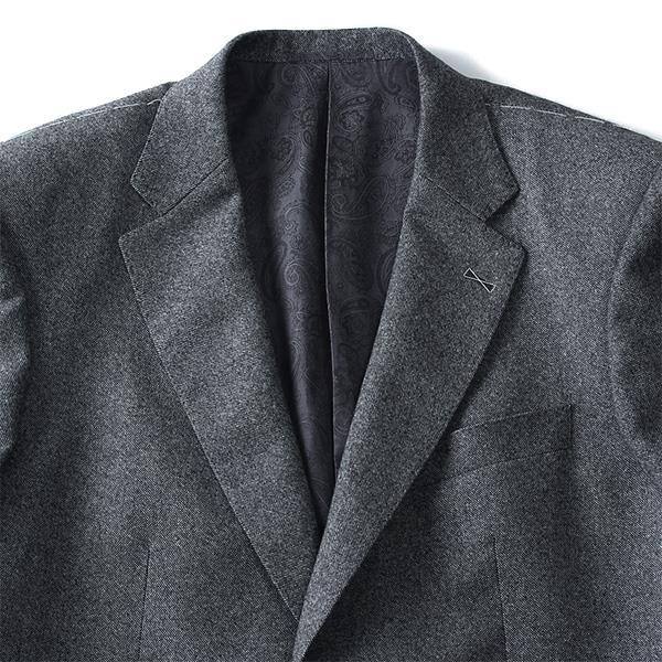 大きいサイズ メンズ SARTORIA BELLINI ジャケット アウター ビジネス きれいめ 日本製 2ツ釦 テーラードジャケット jbj6w005