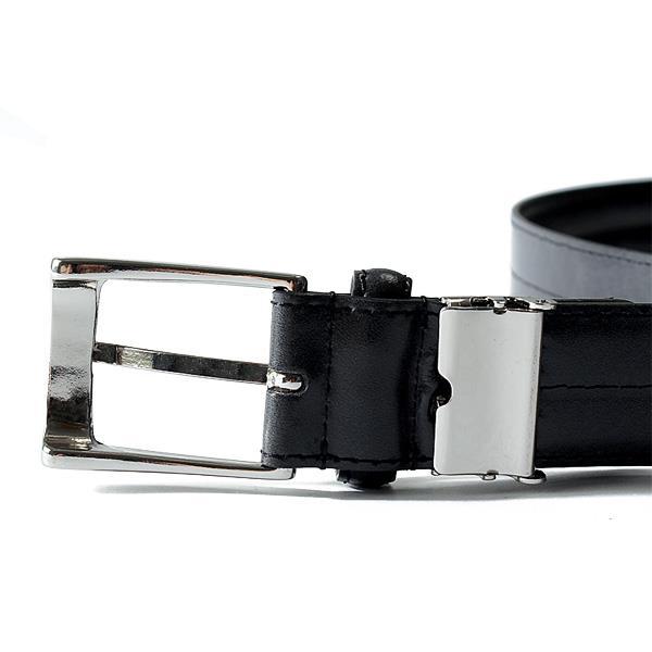 大きいサイズ メンズ SARTORIA BELLINI イタリアン レザー ビジネス ロングベルト ロングサイズ azbl-039l
