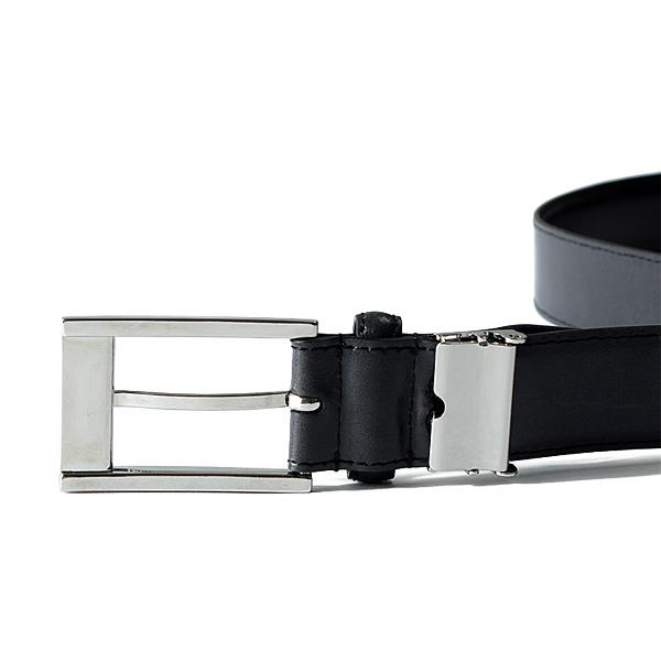 大きいサイズ メンズ SARTORIA BELLINI イタリアン レザー ビジネス ロングベルト ロングサイズ azbl-043l