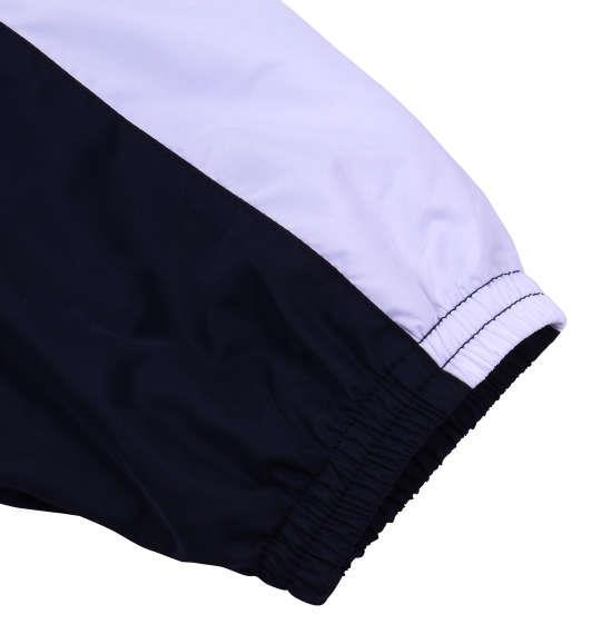 大きいサイズ メンズ LE COQ SPORTIF ウインドジャケット アウアー ジャンパー ジャケット ネイビー 1176-6300-1 3L 4L 5L 6L