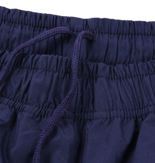 大きいサイズ メンズ LE COQ SPORTIF ウインドロングパンツ ボトムス ズボン パンツ ネイビー 1176-6301-1 3L 4L 5L 6L