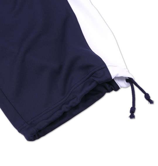 大きいサイズ メンズ LE COQ SPORTIF ウォームアップ ロングパンツ ボトムス ズボン パンツ ネイビー 1176-6303-1 3L 4L 5L 6L