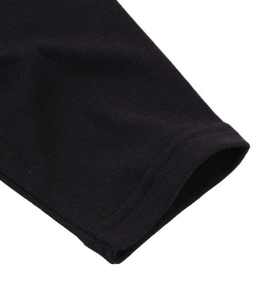 大きいサイズ メンズ Heatchanger 長袖 Vネック Tシャツ 長袖Tシャツ ブラック 1149-6350-2 3L 4L 5L 6L 8L