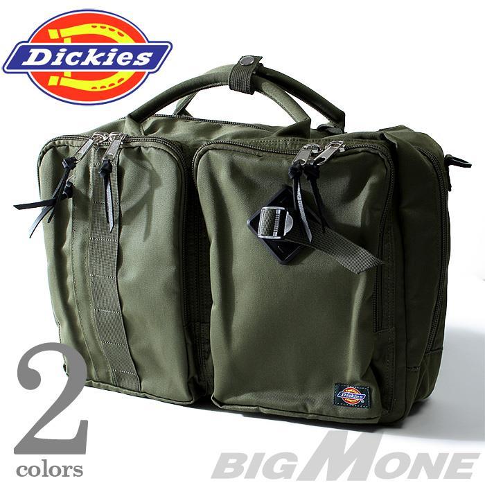 大きいサイズ メンズ Dickies 3WAY ブリーフバッグ 17942800