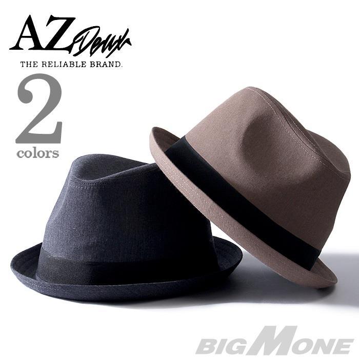 大きいサイズ メンズ AZ DEUX マニッシュハット 帽子 714-179002