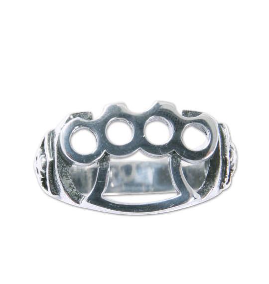 大きいサイズ メンズ ステンレス スティールリング 指輪 リング メリケンサック 1160-7101-1 30 33