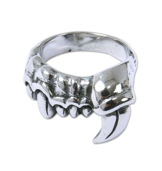 大きいサイズ メンズ ステンレス スティールリング 指輪 リング タスク 1160-7101-2 30 33