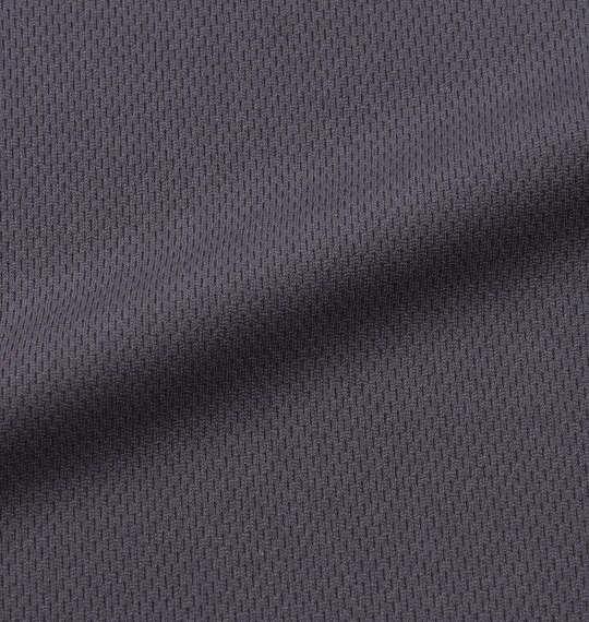 大きいサイズ メンズ Mc.S.P 吸汗速乾 半袖Tシャツ + ハーフパンツ 上下セット セットアップ 半袖 Tシャツ パンツ 短パン ボトムス ズボン チャコール × ブラック 1156-7210-5 3L 4L 5L 6L 8L