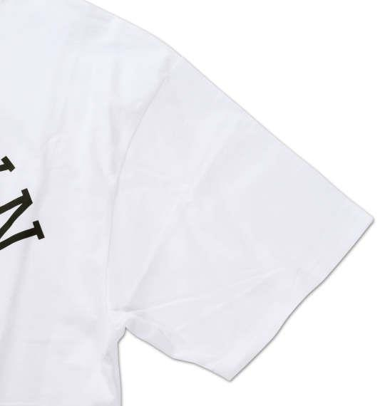 大きいサイズ メンズ launching pad カラー 分解 プリント 半袖 Tシャツ 半袖Tシャツ ホワイト 1158-7225-1 3L 4L 5L 6L
