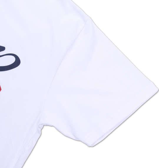 大きいサイズ メンズ H by FIGER 半袖 Tシャツ 半袖Tシャツ ホワイト 1168-7271-1 3L 4L 5L 6L 8L