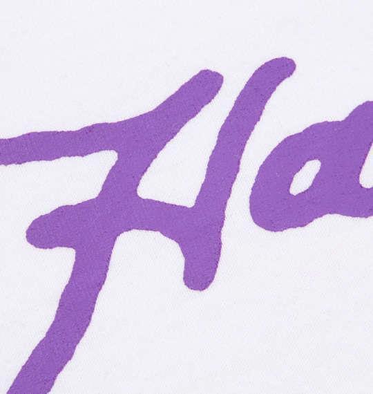 大きいサイズ メンズ Ed Hardy 半袖Tシャツ オフホワイト 1178-7290-1 3L 4L 5L 6L 8L