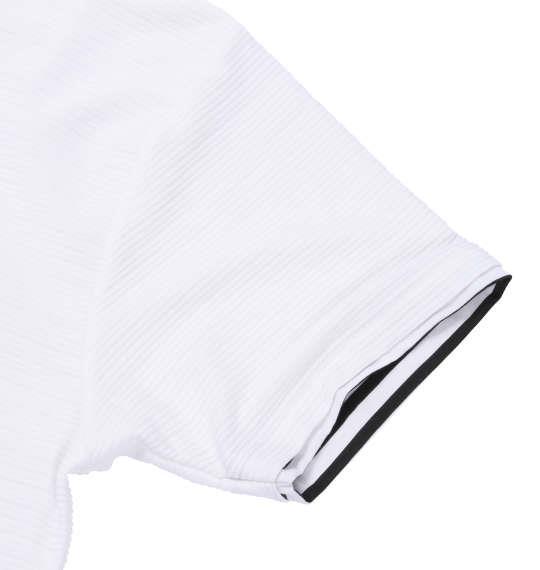 大きいサイズ メンズ Mc.S.P フェイク レイヤード Yネック ヘンリー 半袖 Tシャツ 半袖Tシャツ ホワイト 1158-7540-1 3L 4L 5L 6L 8L 10L