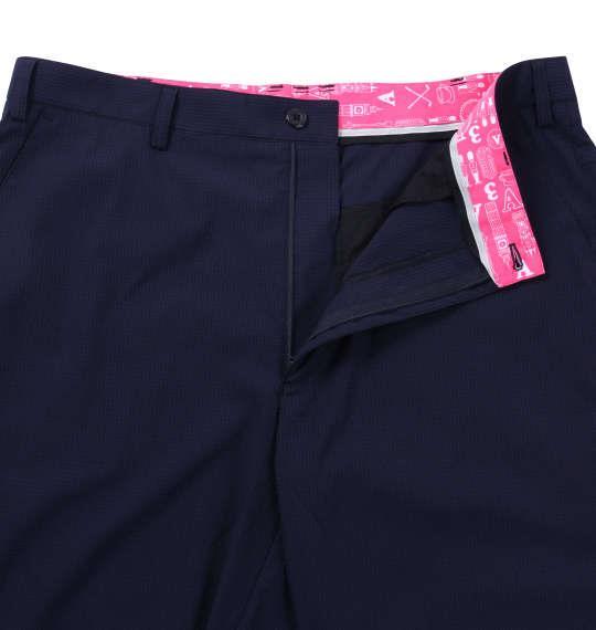 大きいサイズ メンズ adidas golf ストレッチ サッカー ハーフパンツ ボトムス ズボン パンツ 短パン ネイビー 1174-7201-2 100 105 110 115 120 130