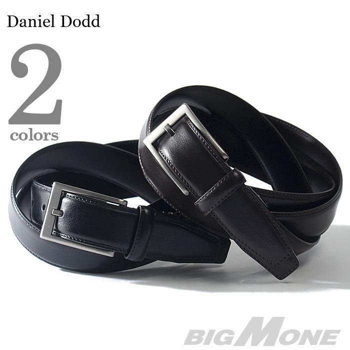 大きいサイズ メンズ DANIEL DODD レザー ベルト ロングサイズ azbl-048l