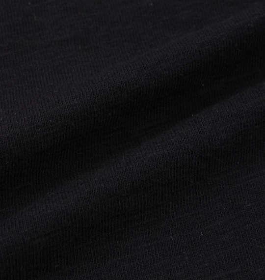 大きいサイズ メンズ ウルみつ 半袖Tシャツ ブラック 1178-7510-2 3L 4L 5L 6L 8L
