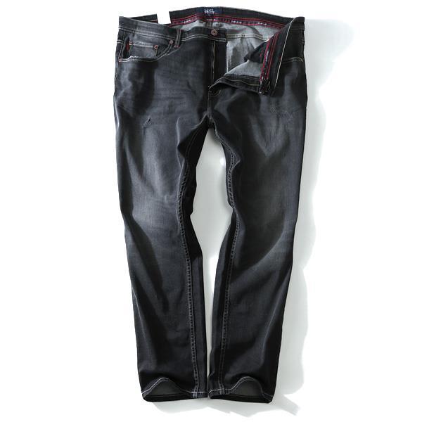大きいサイズ メンズ DREAM MASTER ドリームマスター ボトムス パンツ ズボン ストレッチ ダメージ デニムパンツ dm-hua8601