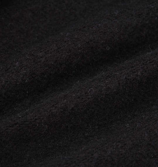 大きいサイズ メンズ b-one-soul DUCK DUDE クルーネック スウェット 長袖 ブラック 1158-7325-2 3L 4L 5L 6L