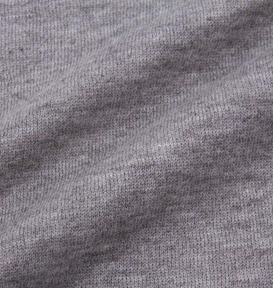 大きいサイズ メンズ 黒柴印和んこ堂 裏起毛 クルーネック トレーナー モクグレー 1158-7366-1 3L 4L 5L 6L