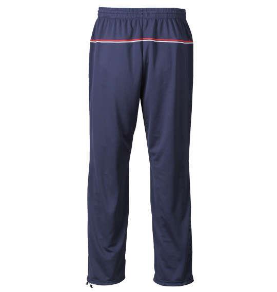 大きいサイズ メンズ LE COQ SPORTIF ウォームアップ ジャージ ロングパンツ ボトムス ズボン パンツ ネイビー 1176-7321-1 3L 4L 5L 6L
